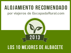 Casas rurales Batán Río Tus y Molino Jaraíz, alojamiento rural recomendado en Albacete (Yeste)