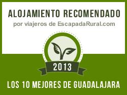 Apartamentos Rurales Natur Cuatro Estaciones, alojamiento rural recomendado en Guadalajara (Sigüenza)