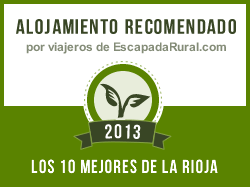 Casa El Olmo, alojamiento rural recomendado en La Rioja (El Rasillo de Cameros)