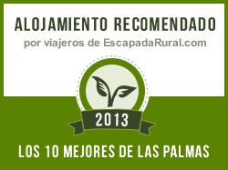 Casa Rural La Higuera, alojamiento rural recomendado en Las Palmas (Vega de San Mateo)