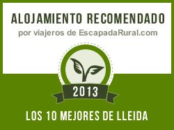 La Torre de Mejanell, alojamiento rural recomendado en Lleida (Estaràs)