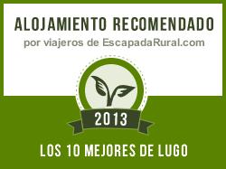 Casa do Cabo, alojamiento rural recomendado en Lugo (Veiga de Logares)