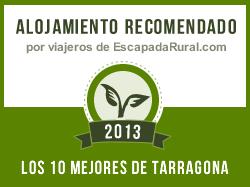 Ca La Bego�a, alojamiento rural recomendado en Tarragona (Horta de Sant Joan)