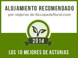 Alojamiento rural recomendado en asturias