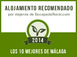 Cortijo del Alcázar, alojamiento rural recomendado en Málaga (Alcaucín)
