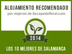 Casa Salva, alojamiento rural recomendado en Salamanca (La Rinconada de la Sierra)
