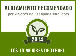La Casa del Cura Viejo, alojamiento rural recomendado en Teruel (Samper de Calanda)