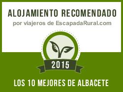 La Casa del Tío Segundo, alojamiento rural recomendado en Albacete (Carcelén)