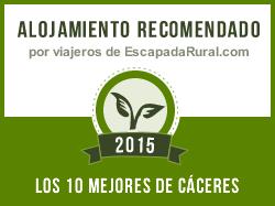 Casa Rural del Bosque, alojamiento rural recomendado en Cáceres (Navaconcejo)