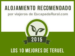 El Rincón Solariego, alojamiento rural recomendado en Teruel (Pancrudo)