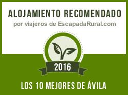 El Corral de las Pilas, alojamiento rural recomendado en Ávila (Navaescurial)