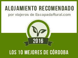 Cortijo El Rodeo, alojamiento rural recomendado en Córdoba (Carcabuey)