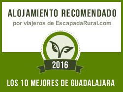 Casa Carabias I y II, alojamiento rural recomendado en Guadalajara (Sigüenza)