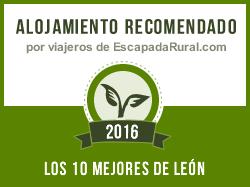 Casa Rural La Parra, alojamiento rural recomendado en León (Piedrasecha)
