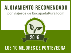 Casa do Fontán, alojamiento rural recomendado en Pontevedra (Cotobade)