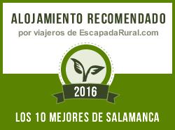 Casas Rurales La Fuente y Zapatero, alojamiento rural recomendado en Salamanca (Trabanca)